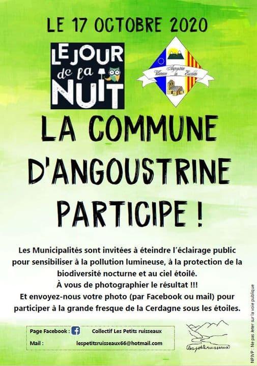 Jour de la Nuit 2020 à Angoustrine-Villeneuve-des-Escaldes